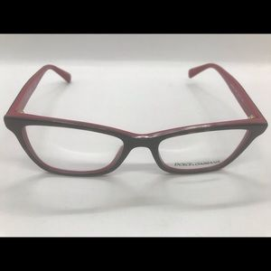 Authentic dolce and gabbana eye glasses rx